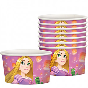 Tangled Rapunzel Treat Cups 8ct