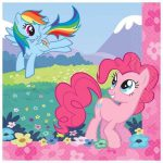 My Little Pony Beverage Napkins