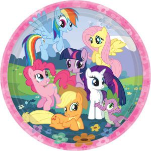 My Little Pony Cake Image