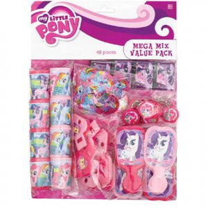 My Little Pony Favor Pack 48pc