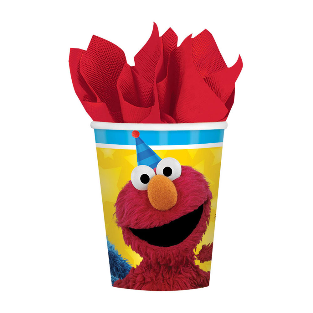 Sesame Street Paper Cup