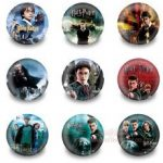 Harry Potter Button Pin Badges