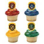 Harry Potter Cupcake Rings