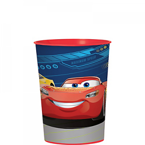Cars 3 Favor Cup 16oz