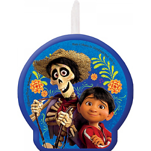 Disney Coco Birthday Candle