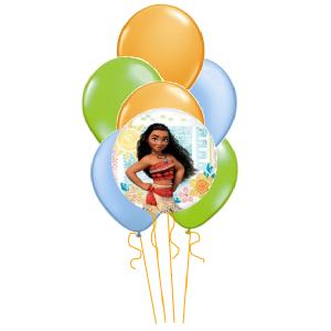 Moana Balloon Arrangement
