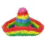 Sombrero Hat Pinata
