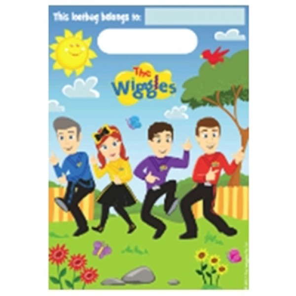 The Wiggles Party Bags