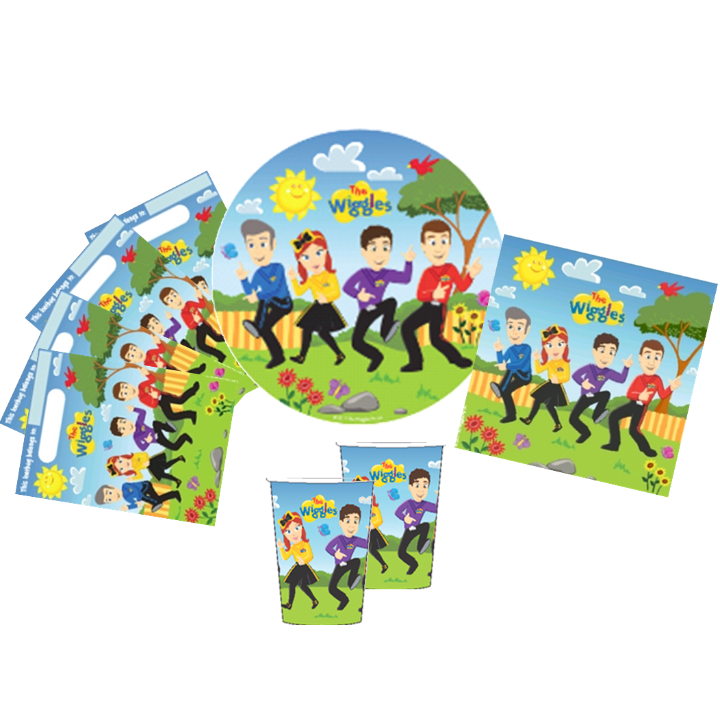 Wiggles Party Pack