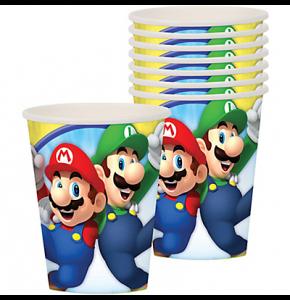 Super Mario Bros. Cups