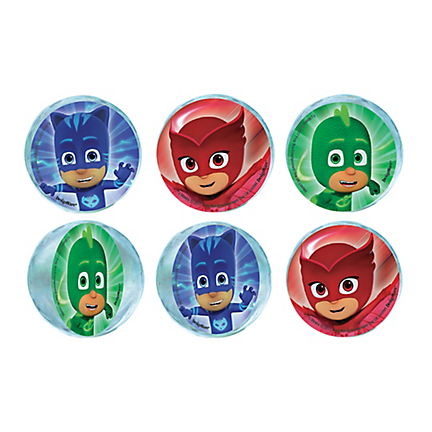 PJ Masks Rubber Favor Balls