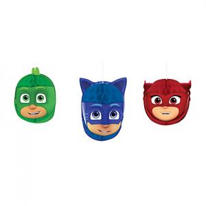 PJ Masks Hanging Decorations