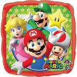 Super Mario 18in Foil Balloon