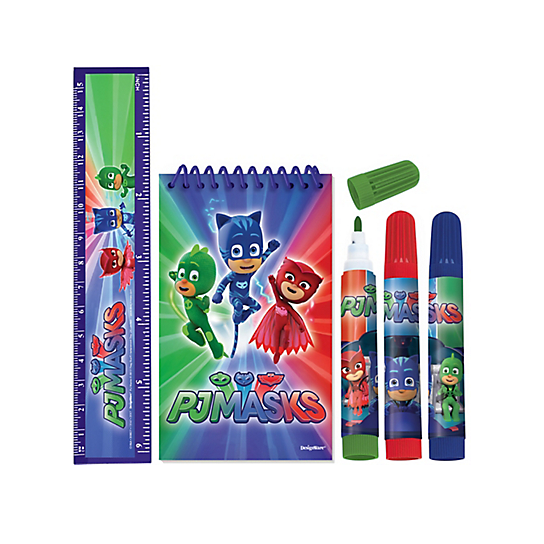 PJ Masks Stationery