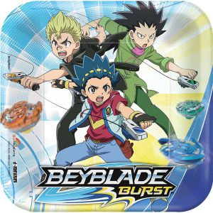 Beyblade Partyware