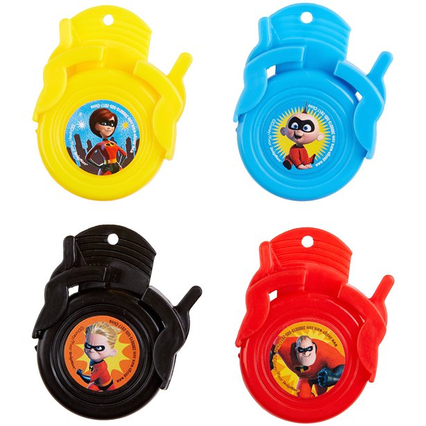 Incredibles 2 Disc Shooters 12ct