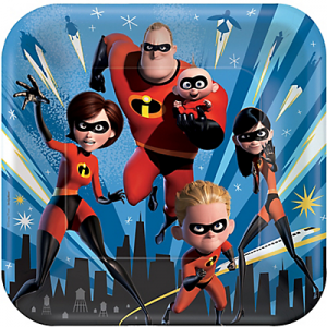 The Incredibles 2 Party Supplies