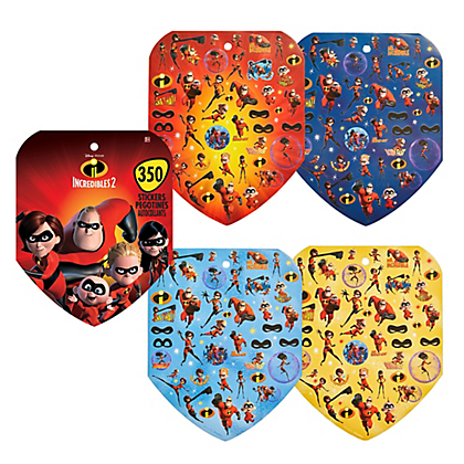 Incredibles 2 Jumbo Sticker