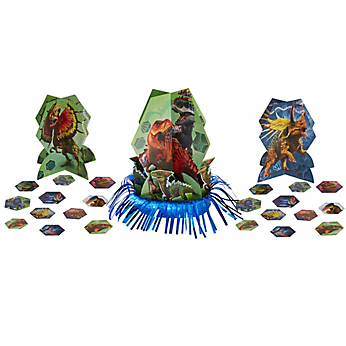 Jurassic World Table Decorating Kit 23pc