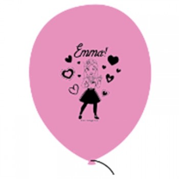 Emma 12in Latex Balloons