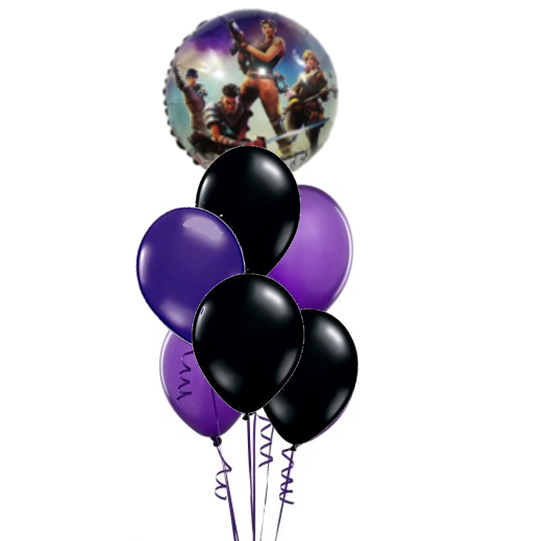 Fortnite Balloon Bouquet