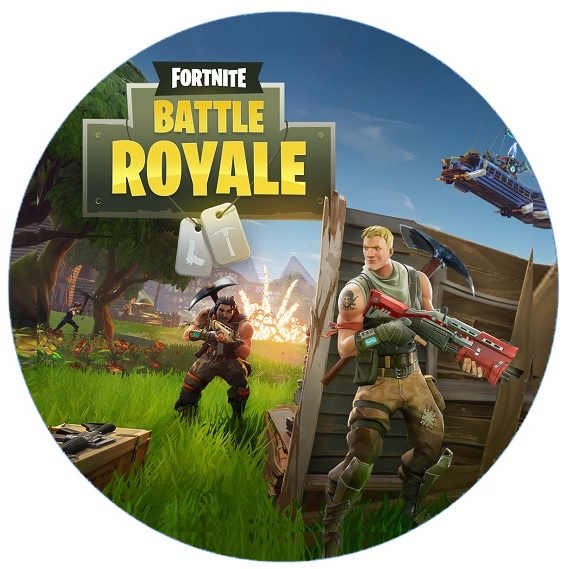 Fortnite Battle Royale Icing Image