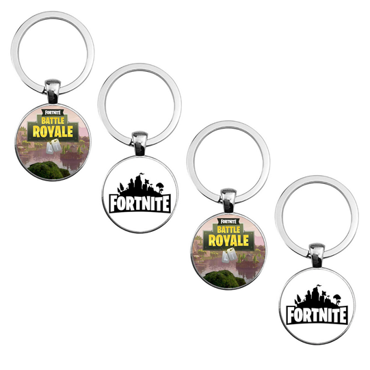 Fortnite Favor Keyrings