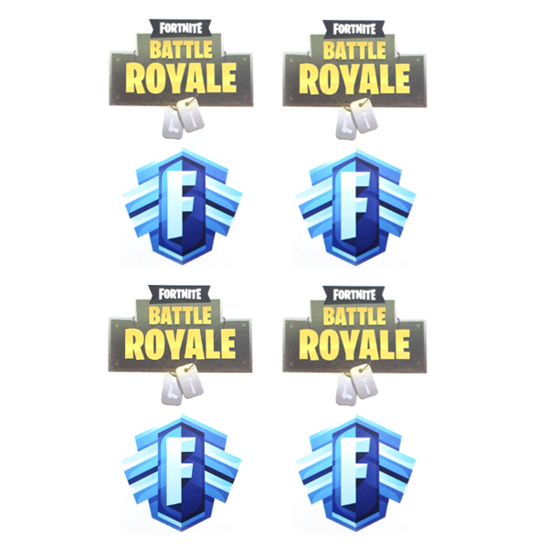 Fortnite Temporary Tattoos