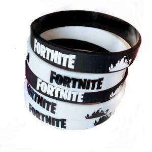 Fortnite Rubber Bracelets