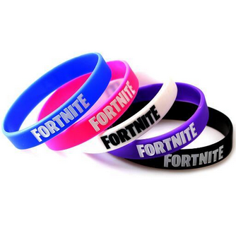 Fortnite Rubber Bracelets