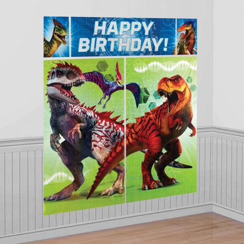 Dinosaur Wall Poster