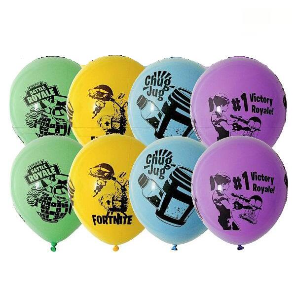 Fortnite 12in Latex Balloon