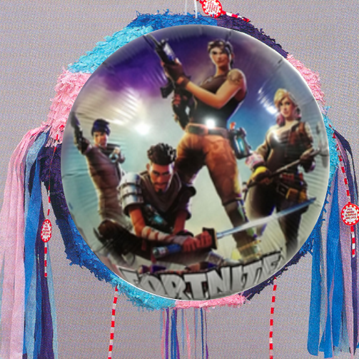 Fortnite Pull String Pinata