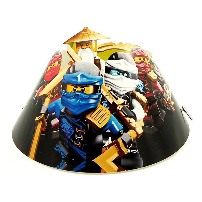 Lego Ninjago Paper Hat