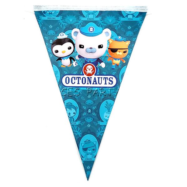 Octonauts Bunting Flag Banner