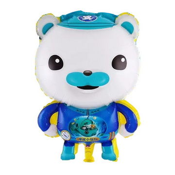 Octonauts Foil Balloon