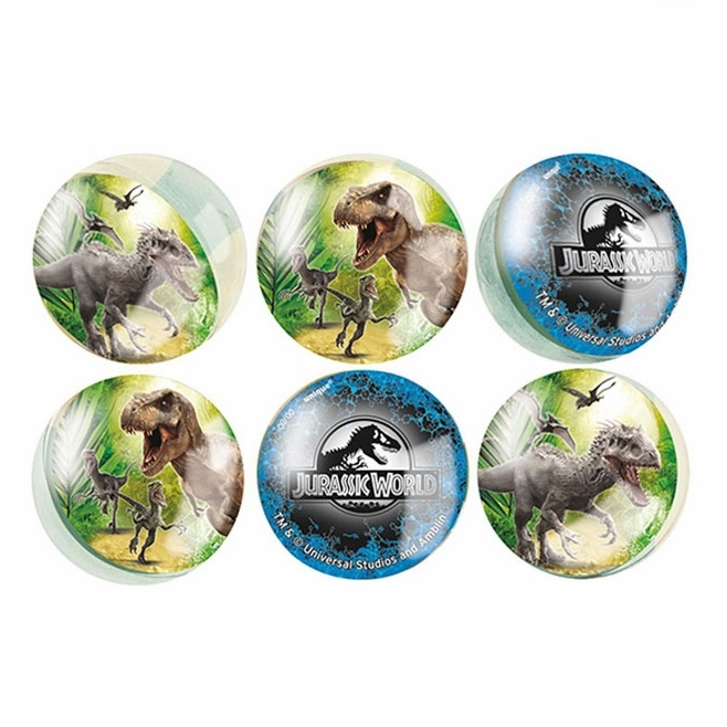 Jurassic World Bounce Ball Favor