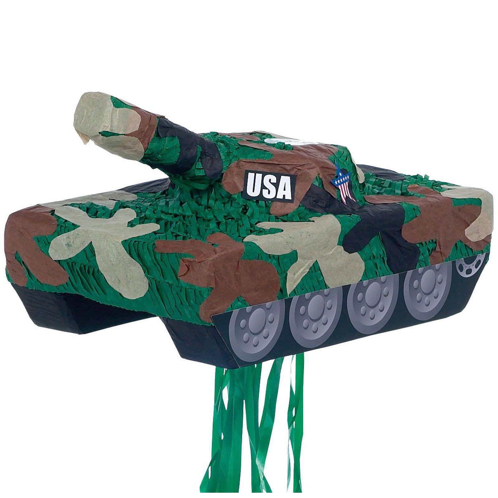 Army Tank Pinata