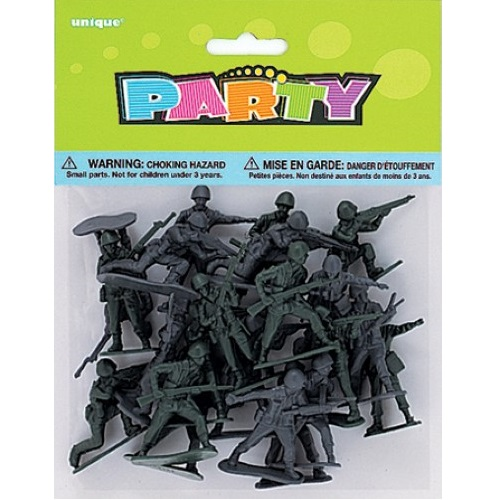 Army Men Party Favors