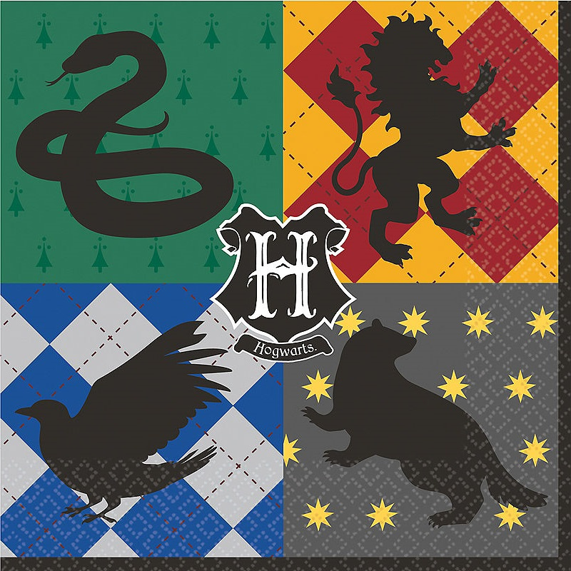 Harry Potter Paper Napkin