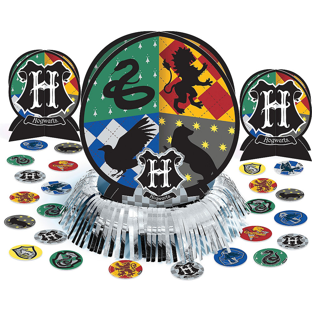 23 piece Harry Potter Table Decorations Kit