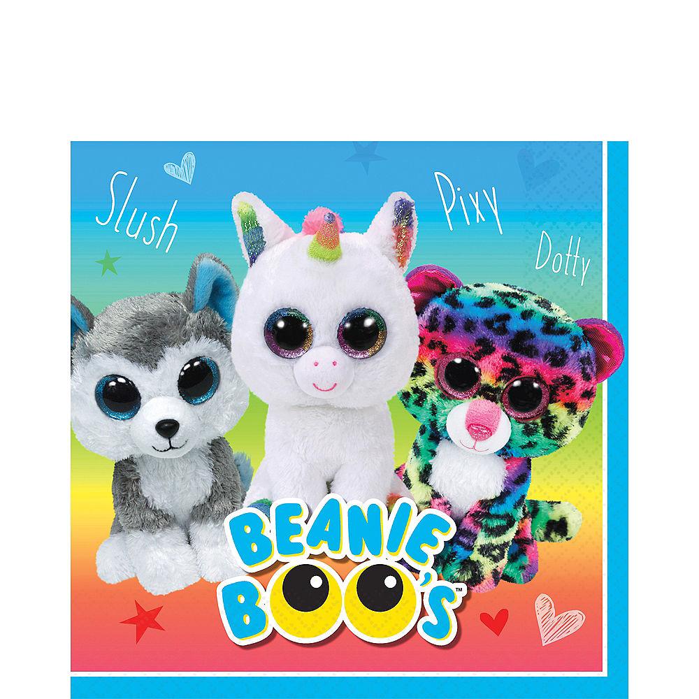 Beanie Boo's Napkin