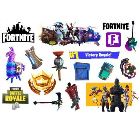 Fortnite Temporary Tattoo