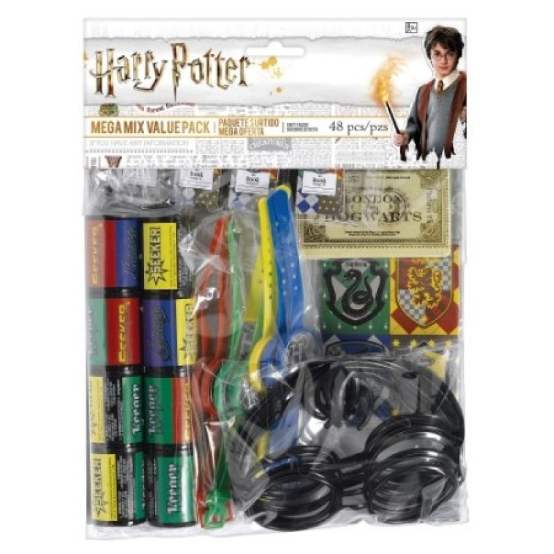 Harry Potter 48pc Favor Pack