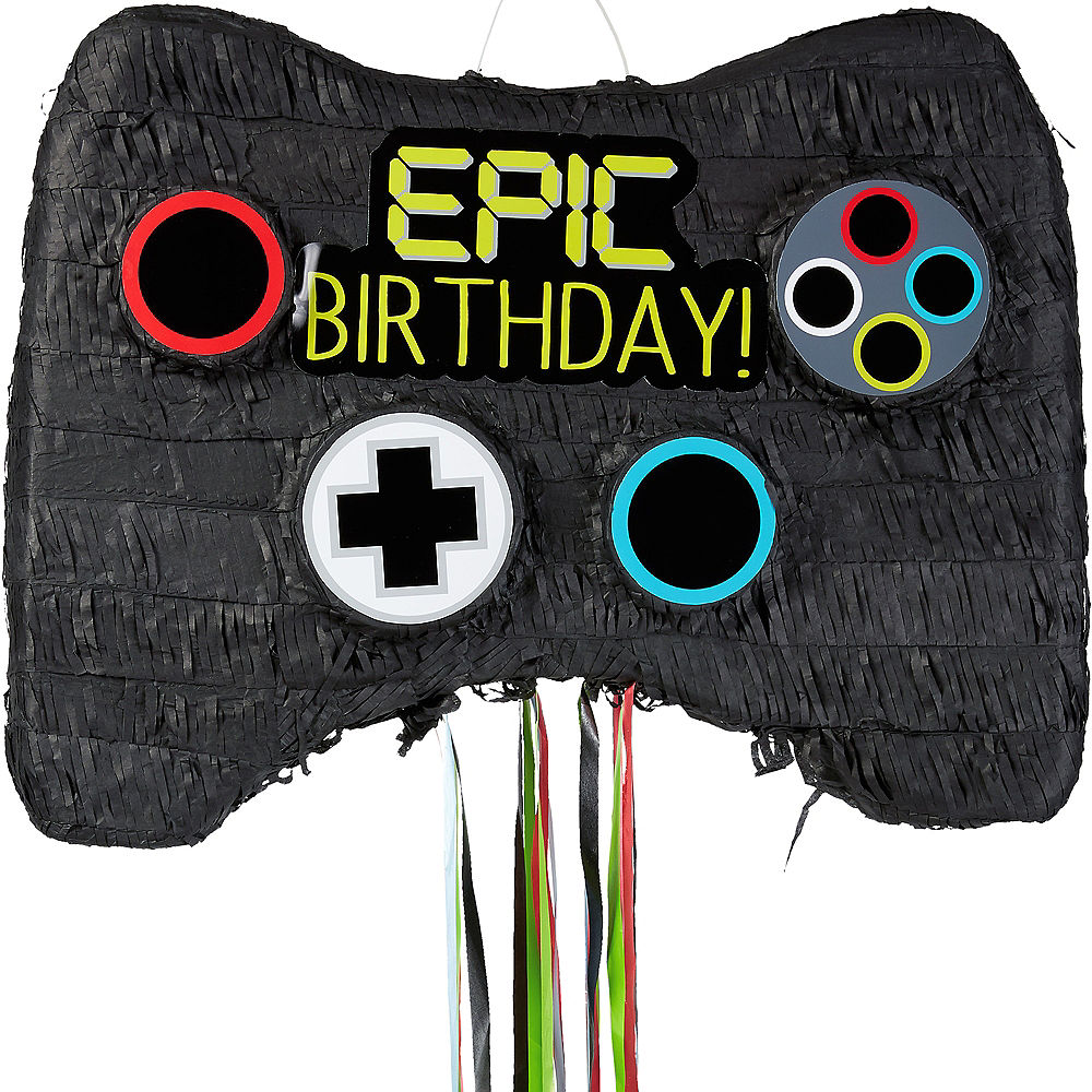 Epic Video Game Controller Pinata