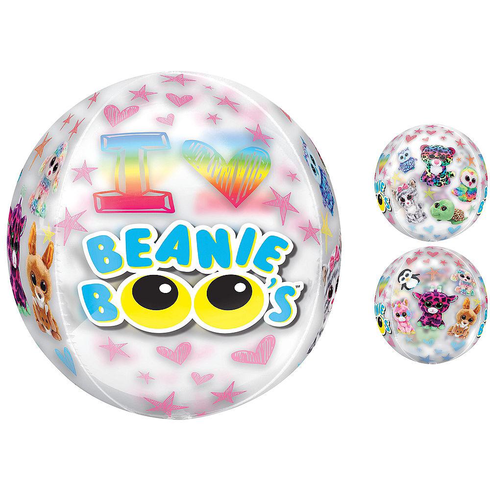 Beanie Boos Orbz Balloon