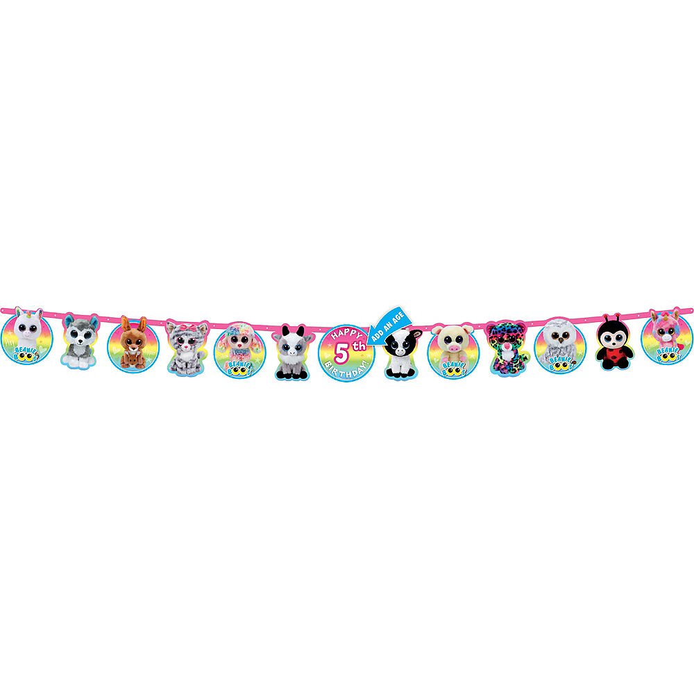 Beanie Boo's Banner