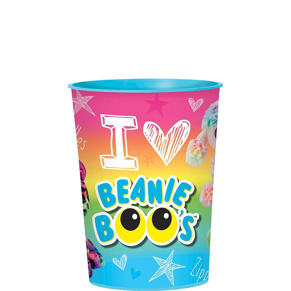 Beanie Boo's 16oz Plastic Favor Cup