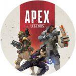Apex Legends Cake Icing Image