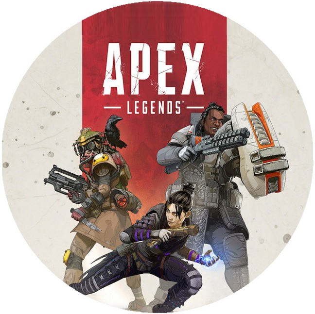 Apex Legends Cake Icing Image
